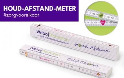 Houd-Afstand-Meter